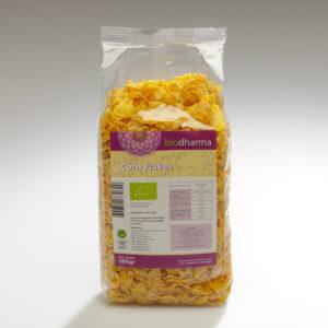 Corn Flakes Crunch Bio sem açúcar