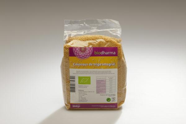 Couscous de Trigo Integral Bio