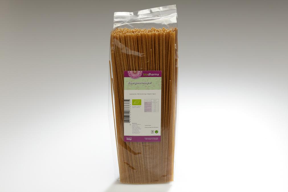 Esparguete Integral Bio