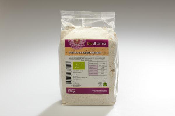 Farinha de Espelta Integral Bio