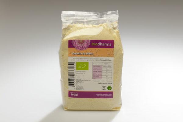 Farinha de Milho Bio
