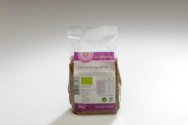 Sementes de Alfalfa Bio