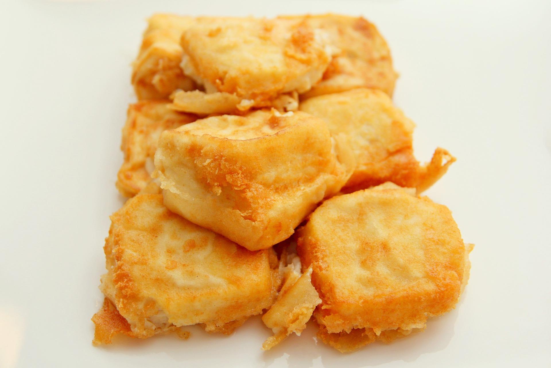 Panados de Tofu