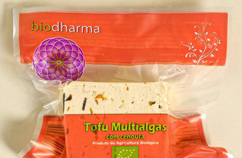 Tofu Multialgas com Cenoura Bio